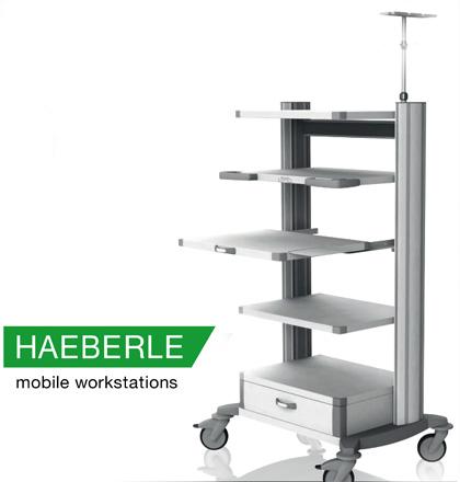 HAEBERLE mobile workstation